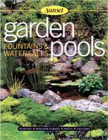 Books garden pools fountains waterfalls sunset for Garden pool book