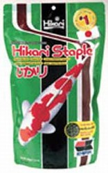 Hikari Staple Food: (4.4-lb) Large-pellet