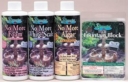 Jungle Pond: No More White Scale - for fountains (8-oz)