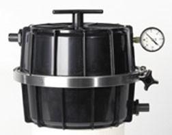 Pond filtration pf300 pond filter for Best pond filter media