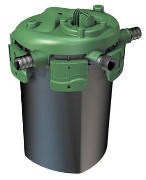 Tetra pond bp4000uv bio active pressure filter w 18 watt for Uv pond filters for sale