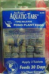 AgriTab Aquatic-Tabs: 25-tab Bag