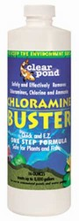 Clear Pond: Chloramine Buster (32-oz)