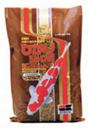 Hikari Hi-Growth Food: (4-lb) X-Large-pellet