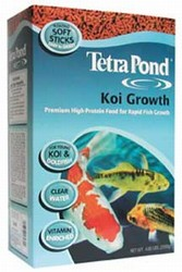 Tetra Pond: Koi Floating Growth Food (1-liter can)