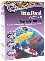 Tetra Pond: Variety Blend (2.25-pound box)